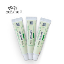 (no box)ZUDAIFU Chinese Ointment Plaster Inching Eczema Massage Cream Wo... - $6.00