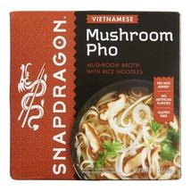 Snapdragon Mushroom Vietnamese Pho Soup Bowls Set Of 6 - $26.72