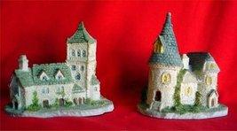 Russ Berrie Co., Miniature House / Church  - $9.67
