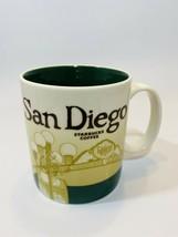 Starbucks 2011 Icon Series San Diego Mug Gaslamp Quarter - $12.86