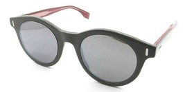 Fendi Sunglasses FF M0041/S KB7T4 50-22-150 Grey / Silver Mirror Made in... - $98.49