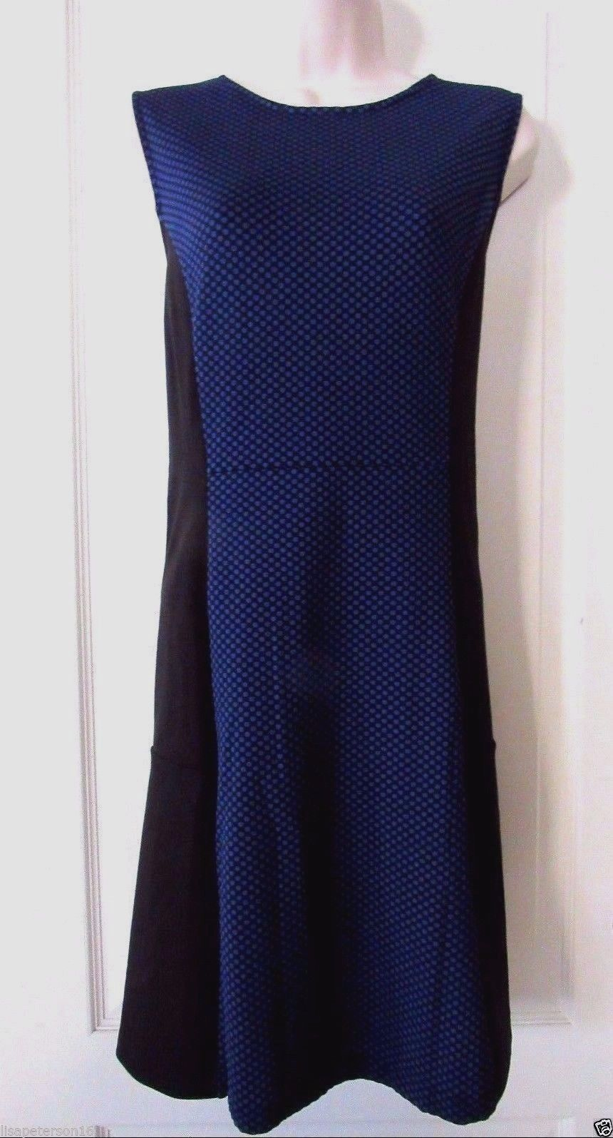 8feb1451a2 Daisy Fuentes NEO GEO Fit & Flare Cobalt and 10 similar items