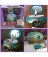 1997 Anastasia Music Box Jewel Box Once Upon A December Accessory Case T... - $531.63