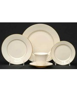 Lenox Hayworth Gold-Banded 5-Piece Place Setting, Service for 1 - $79.19
