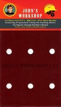 Makita BO4556 - 1/4 Sheet - 800 Grit - Pre-Punched - 5 Sanding Sheet Bundle - $7.49