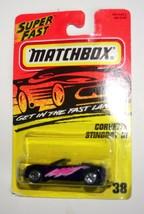 Matchbox 1995 Corvette Stingray III #38  Lot #1A - $1.50