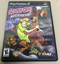 Scooby-Doo Unmasked (Sony PlayStation 2, 2005) PS2 Game Complete - $14.99