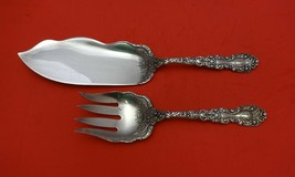 "Imperial Chrysanthemum by Gorham Sterling Silver Fish Serving Set 2pc 11 1/2"" - $509.00"