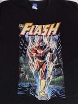 The Flash City Run Dc Comics T-Shirt - $19.75