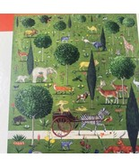 Pomegranate Rebecca Campbell The Menagerie 500 Pieces Puzzle Complete - $14.84