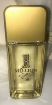 1 MILLION by Paco Rabanne 100 ml/ 3.4 oz After Shave Lotion Splash. - $55.68
