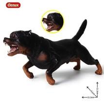 New Bully Pitbull Bulldog Doberman Rottweiler Dog Animal Action Figure S... - $38.63