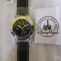 Disney Vintage Mickey half silhouette black and silver watch- NWT - $123.74