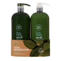Tea Tree Lavender Mint- Special- Lemon Grass Shampoo Conditioner Duo 33.8 Fl Oz - $40.16+