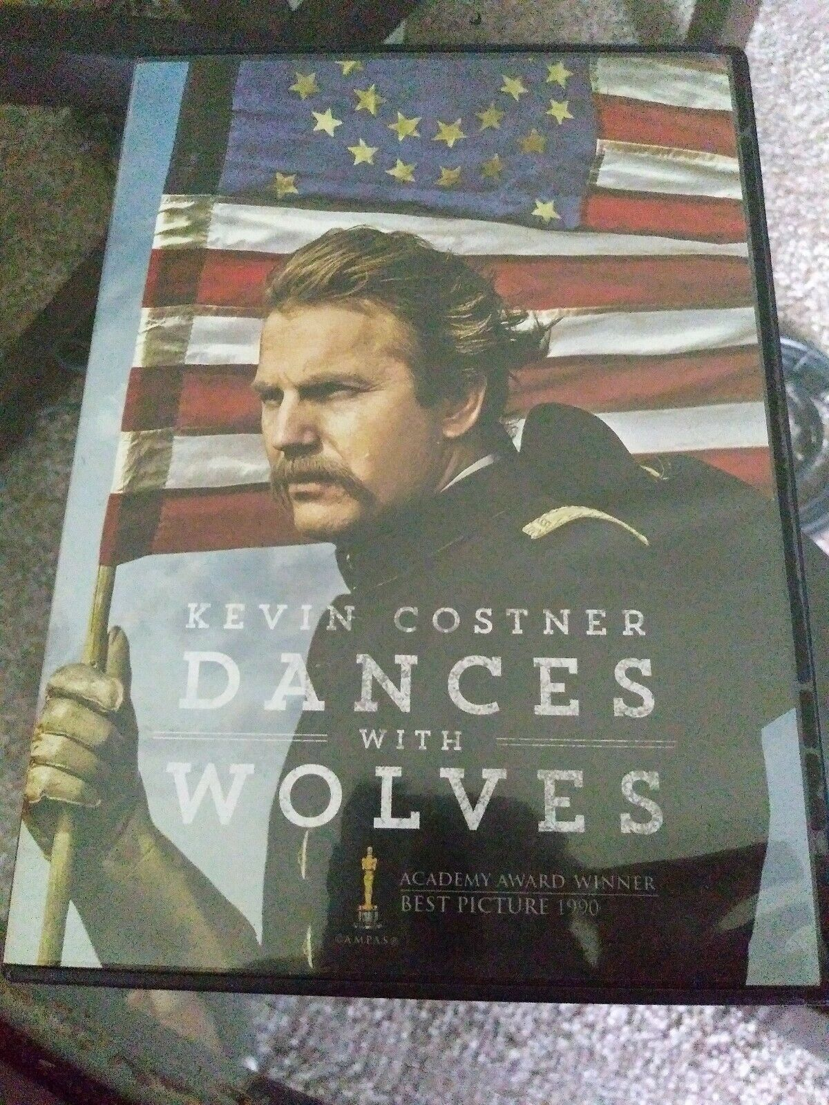Primary image for Dances with Wolves (DVD, 1998, THX Digitally Mastered)