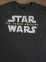 Star Wars The Force Awakens Logo Movie T-Shirt - $9.99+