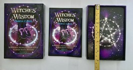 Witches' Wisdom Oracle Cards Complete deck & book - £15.91 GBP