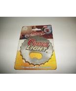 COORS LIGHT Bottle Opener and Belt Buckle - $10.89