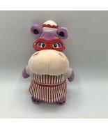 "Disney Doc McStuffins Hallie Hippo Plush Toy 8"" - $12.86"