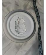 Clearance  POLAR BEAR  Jewelry Cab Glass Frit Fusing Casting Kiln Mold  mc3 - $11.40