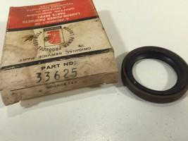 (1) Genuine Tecumseh OEM Oil Seal 33625 New Old Stock - $9.99