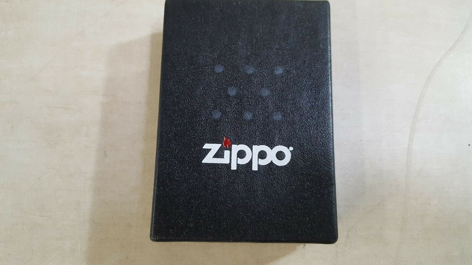 Zippo Limited Edition 'Force of Nature' Eagle Chrome Lighter image 2