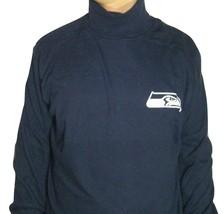NFL Seattle Seahawks Men's Big & Tall Long Sleeve Turtle Neck - $19.95