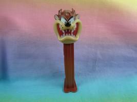Vintage 1995 PEZ Candy Dispenser Tazmanian Devil Taz Warner Brothers - $1.49