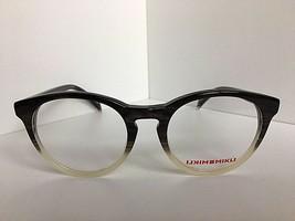 New Mikli by ALAIN MIKLI ML 1613  Black 49mm Round Eyeglasses Frame  - $69.99