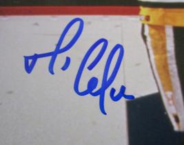 MARIO LEMIEUX / NHL HOF / AUTOGRAPHED 8X10 STANLEY CUP VICTORY PHOTO / REICH PM image 2
