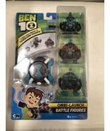Ben 10 Omni-Launch Battle Figures - $67.89