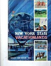 New York State VacationLand World's Fair Edition 1964 - $6.95