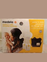 Medela In Style Advanced Double Breast Pump w/ On-The-Go-Tote - $70.00