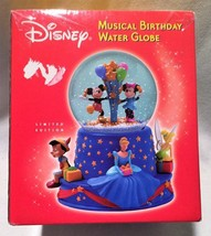 Hallmark Disney 100 Anniversary Musical Birthda... - $34.99
