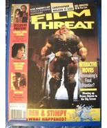 FILM THREAT #16 JUNE 1994: CHRISTOPHER WALKEN IS GOD, REN & STIMPY, EROT... - $5.49