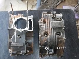 ENGINE MOTOR CRANK CASE 1982 82 HONDA XL500R XL500 XL 500 500R - $70.11