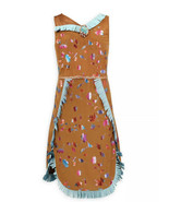 DISNEY STORE POCAHONTAS COSTUME FOR GIRLS SIZE 3 NEW - $27.99