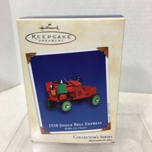 2002 Kiddie Car Classics #9 Hallmark Christmas Tree Ornament MIB Price Tag H2 - $14.36