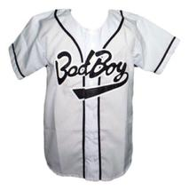 Biggie smalls  10 bad boy baseball jersey button down white   1 thumb200