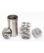 Honeywell Nikor Four 35mm Reel Film Developing Tank - Stainless Steel - $15.00