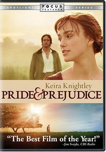 Pride and prejudice   dvd