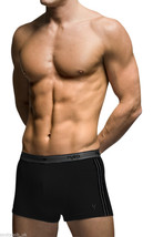Mens Black or White 2 Pack FiveG Steve Redgrave Sports Trunks - $14.62