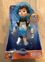 *New*Miles From Tomorrowland Talking Action Figure*Space Toy*Walt Disney... - $14.08