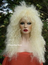 HEAVY METAL Better Costume Wig for Men and Women. Stevie Nicks, Rocker 80's - $29.99
