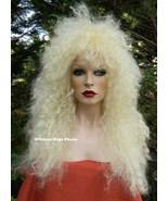 HEAVY METAL Better Costume Wig for Men and Women. Stevie Nicks, Rocker 80's - $29.99