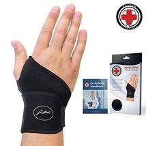 Doctor Developed Premium Copper Lined Wrist Support/Wrist Strap/Wrist Br... - $14.87