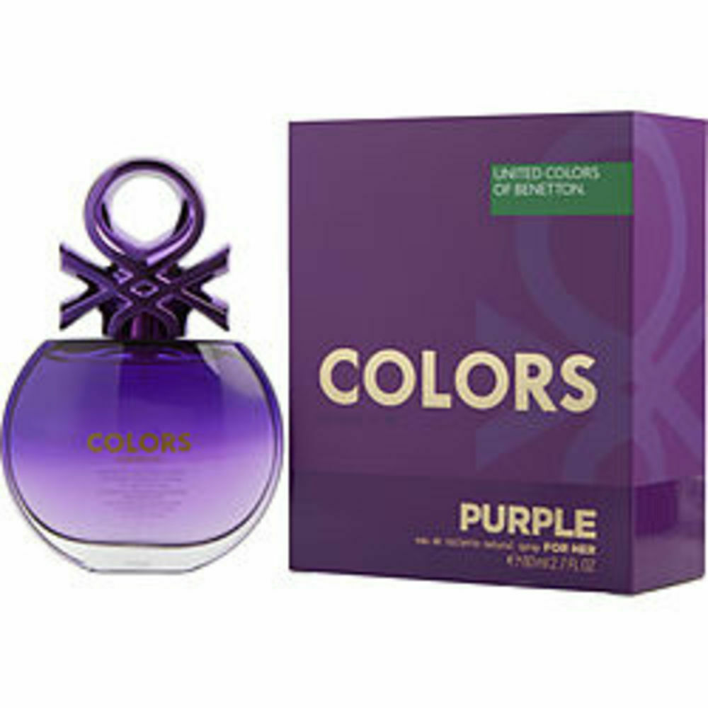 Primary image for New COLORS DE BENETTON PURPLE by Benetton #311830 - Type: Fragrances for WOMEN