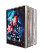 Marvel Agents of SHIELD S.H.I.E.L.D. Seasons 1-7(DVD, 32-Dics Box Set) B... - $67.99