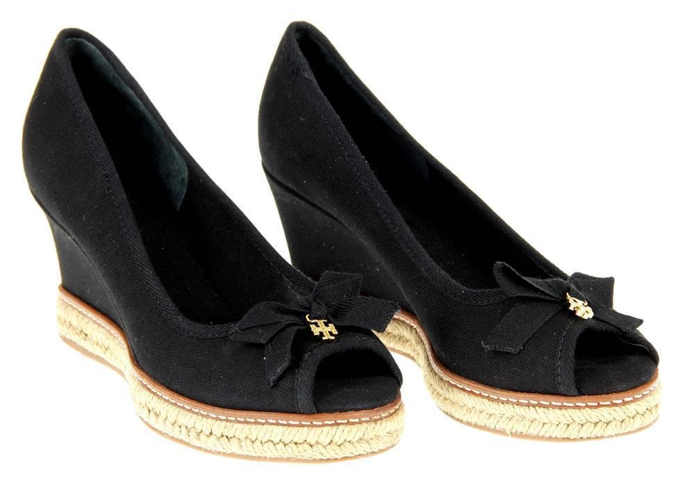962cab128a5c Tory Burch Jackie 2 Peep Toe Wedge and 50 similar items. S l1600