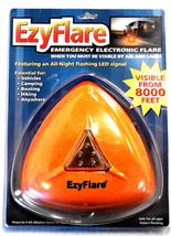Electronic Road Flare Emergency Roadside Auto Safety LED Light 8000 FT. - $26.68